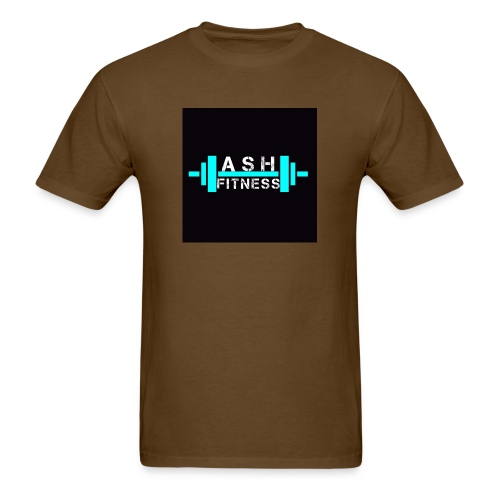 ASH FITNESS ACCESSORIES - Men's T-Shirt