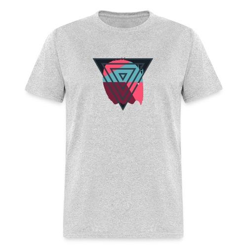 Designer Triangle street wear - Men's T-Shirt