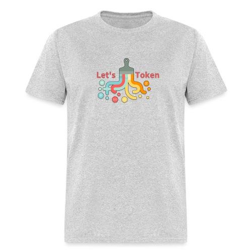 Let's Token by Glen Hendriks - Men's T-Shirt