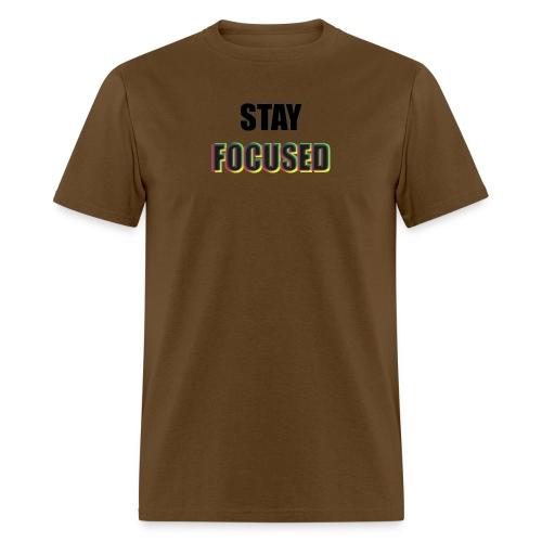 focused - Men's T-Shirt