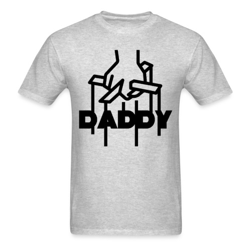 DaddyBlack - Men's T-Shirt