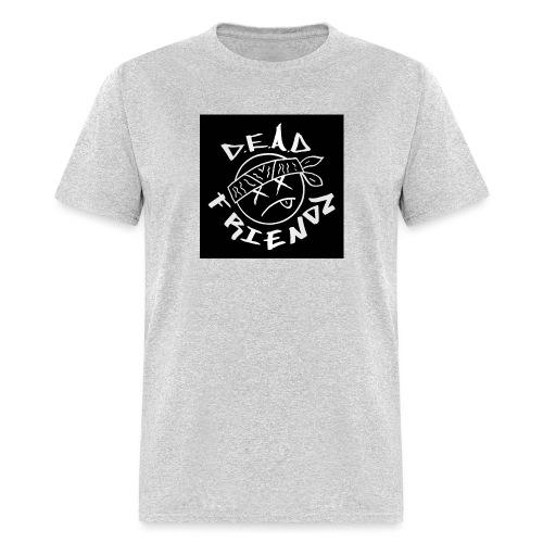 D.E.A.D FRIENDZ Records - Men's T-Shirt