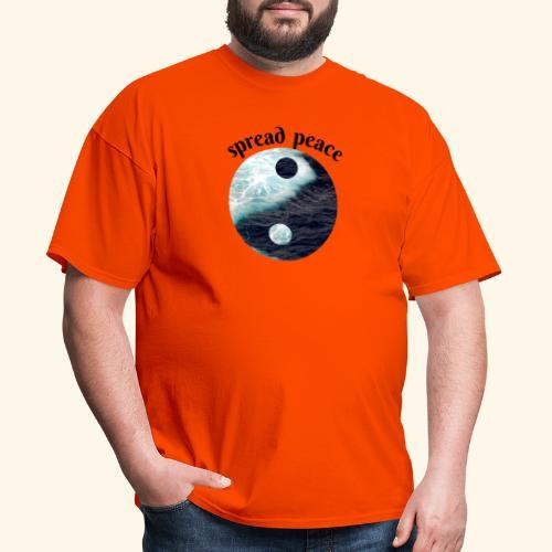 spread peace - Men's T-Shirt