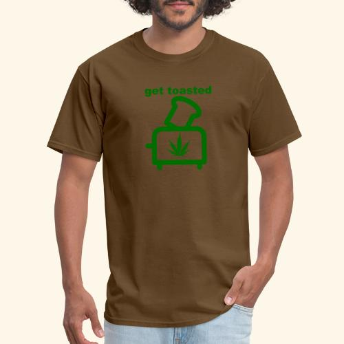 GET TOASTED - Men's T-Shirt