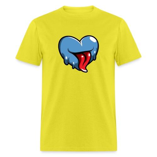 Crazy Heart - Men's T-Shirt