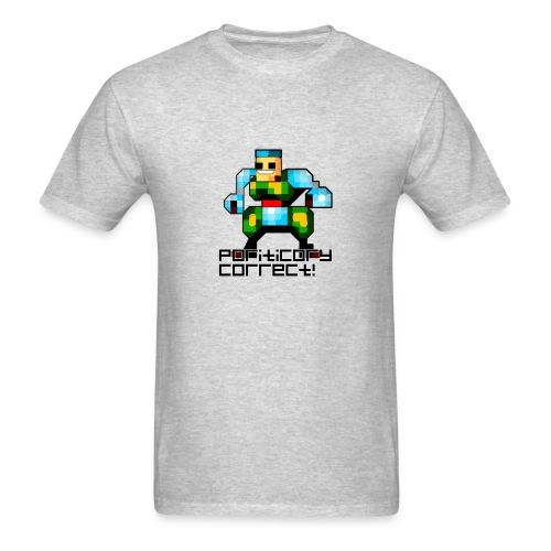 Poriticary Correct (Woman's) - Men's T-Shirt