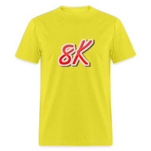 8K - Men's T-Shirt