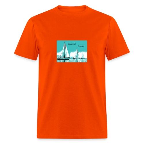 Beautiful Croatia - Men's T-Shirt