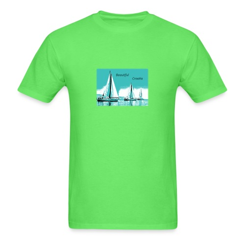 Beautiful Croatia - Men's T-Shirt