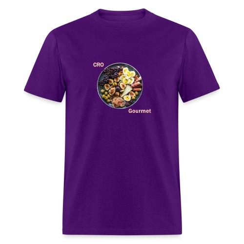 Croatian Gourmet - Men's T-Shirt