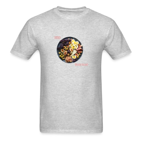 Croatian Gourmet - Men's T-Shirt