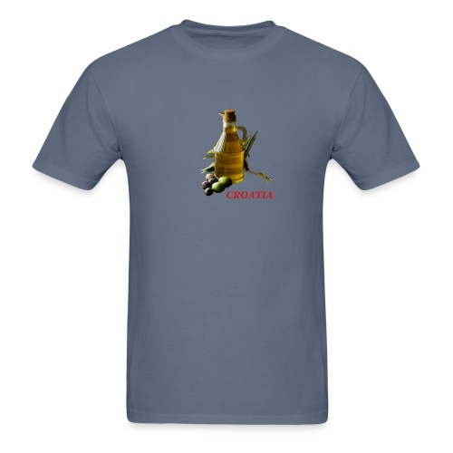 Croatian Gourmet 2 - Men's T-Shirt