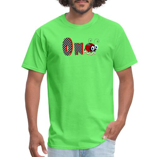 1nd Year Family Ladybug T-Shirts Gifts Daughter - Men's T-Shirt
