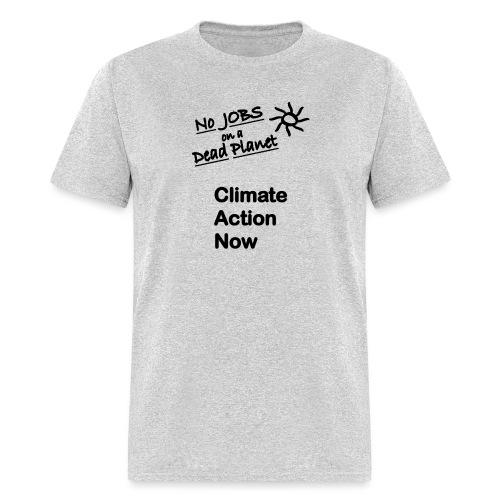 t shirts No Jobs black copy - Men's T-Shirt