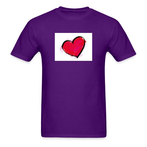 heart 192957 960 720 - Men's T-Shirt