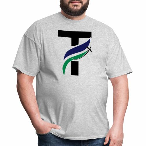 newtakeoff logo - Men's T-Shirt