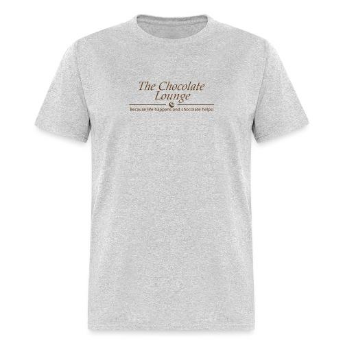 The Chocolate Lounge T shirt design 1 - Men's T-Shirt