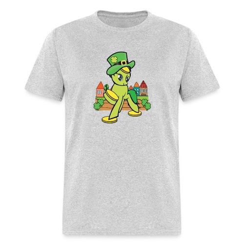 Irish Lucky Pony - Men's T-Shirt