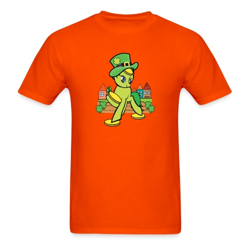 Irish Lucky Pony - Men's T-Shirt