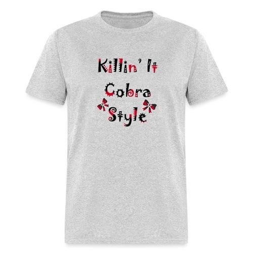 Killin' It Cobra - Men's T-Shirt