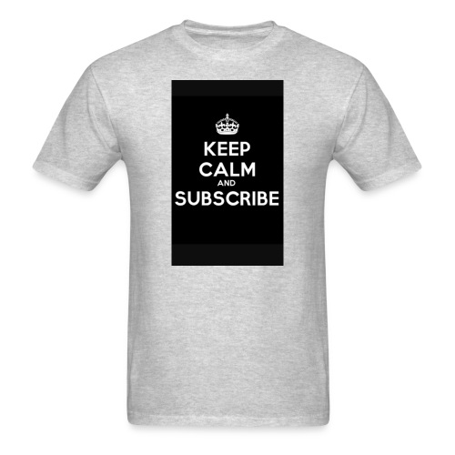 Keep calm merch - Men's T-Shirt