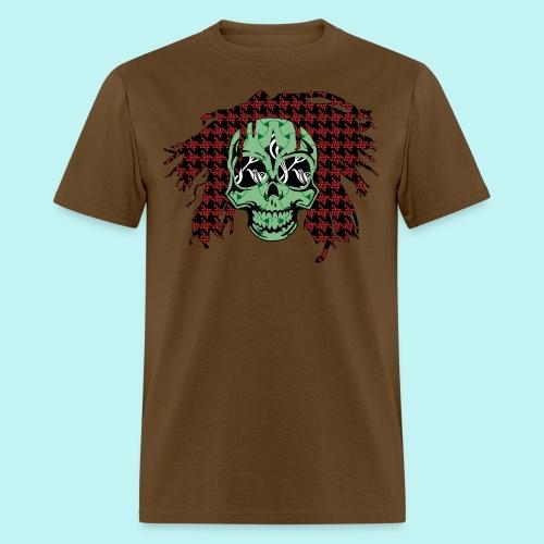BOB MARLEY SKULLY - Men's T-Shirt