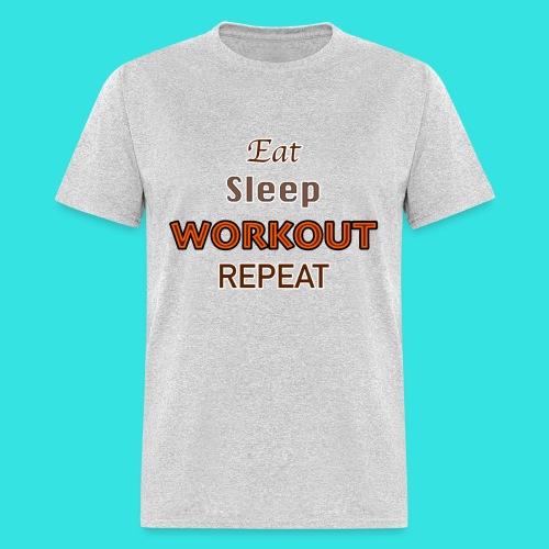 Workout - Men's T-Shirt