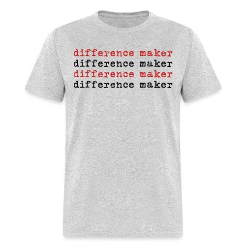 Difference Maker - Men's T-Shirt