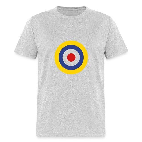 UK Symbol - Axis & Allies - Men's T-Shirt