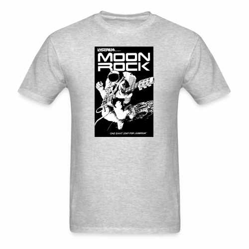 MOONROCK, One Giant Leap for Laserium - Men's T-Shirt