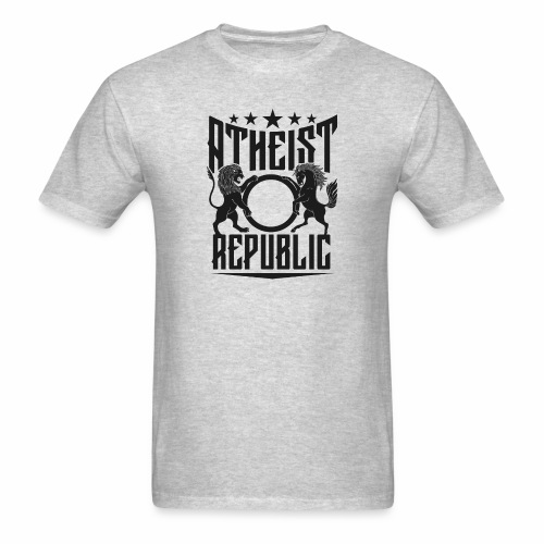 Atheist Republic Starz - Men's T-Shirt