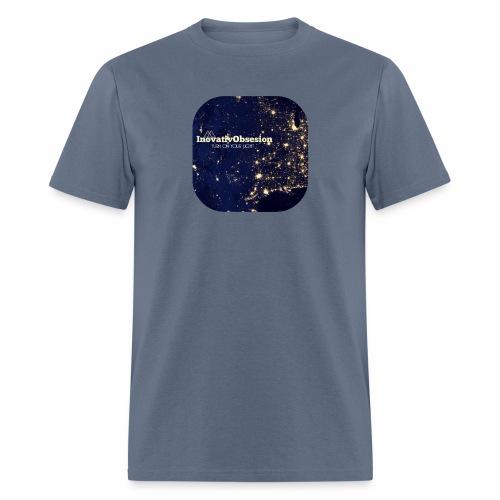 "InovativObsesion ""TURN ON YOU LIGHT"" Apparel - Men's T-Shirt"