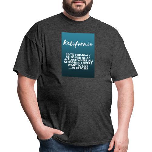 Ketofornia - Men's T-Shirt