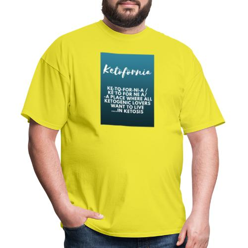 Ketofornia - Men's T-Shirt