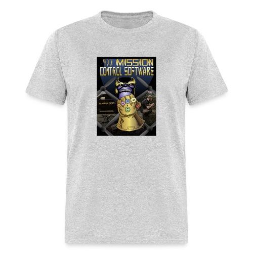 Gauntlet - Men's T-Shirt