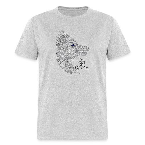 Blue eye dragon - Men's T-Shirt