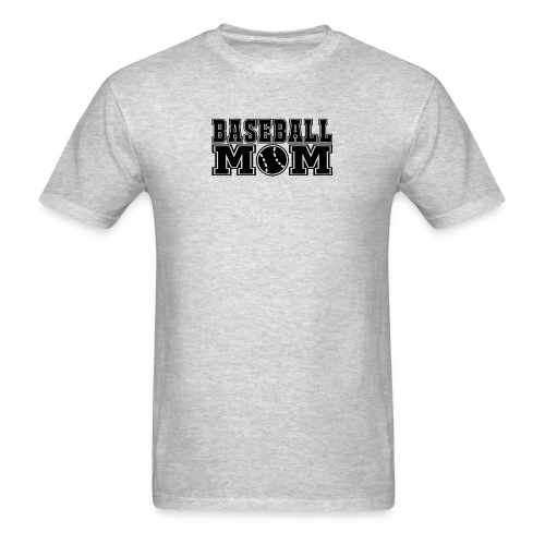 Baseball Mom - Men's T-Shirt