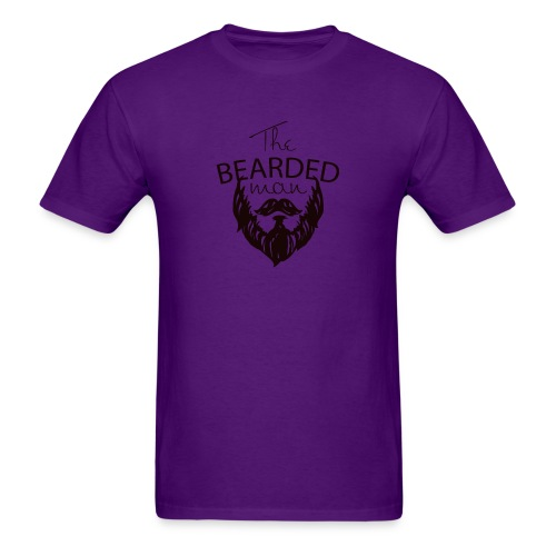 The bearded man - Men's T-Shirt