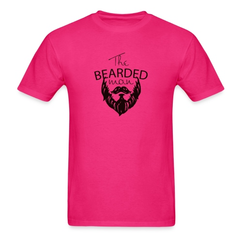 The bearded man - Men's T-Shirt