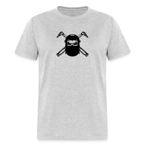 Welder Skull - Men's T-Shirt