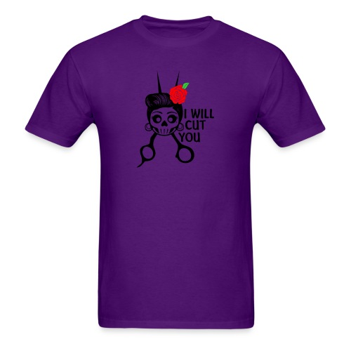 I WILL CUT YOU - Men's T-Shirt