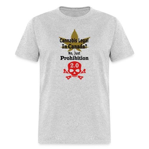 prohibition - Men's T-Shirt