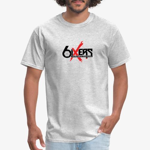 6ixersLogo - Men's T-Shirt