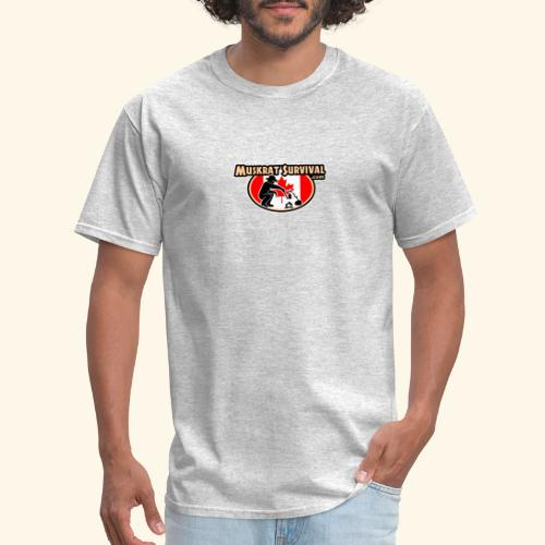 Muskrat Badge 2020 - Men's T-Shirt