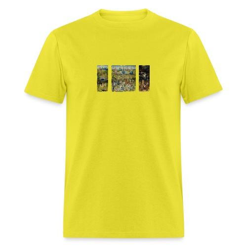 Garden Of Earthly Delights - Men's T-Shirt