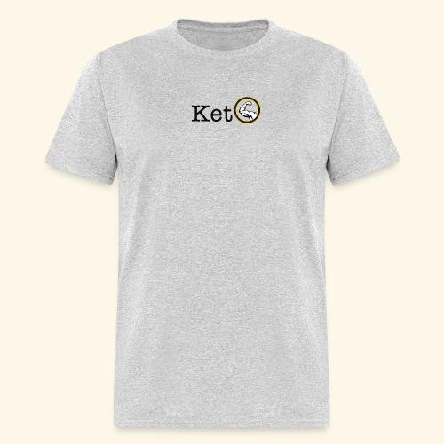 Keto Diet Muscle Gym Wear - Men's T-Shirt