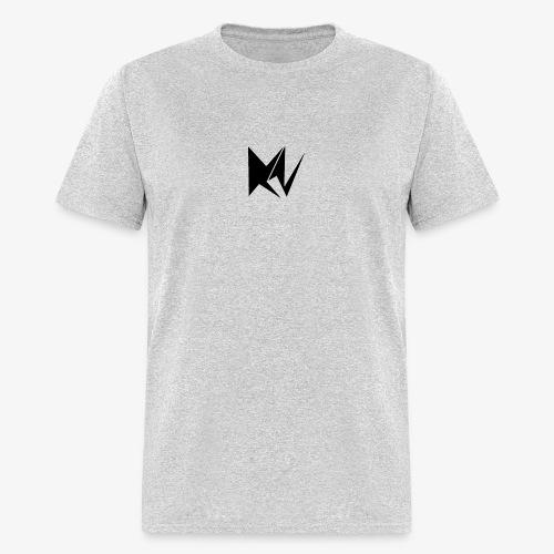 NK Transparent Black Logo - Men's T-Shirt