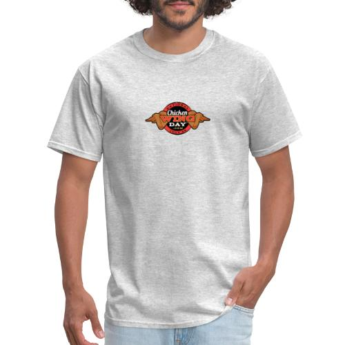 Chicken Wing Day - Men's T-Shirt