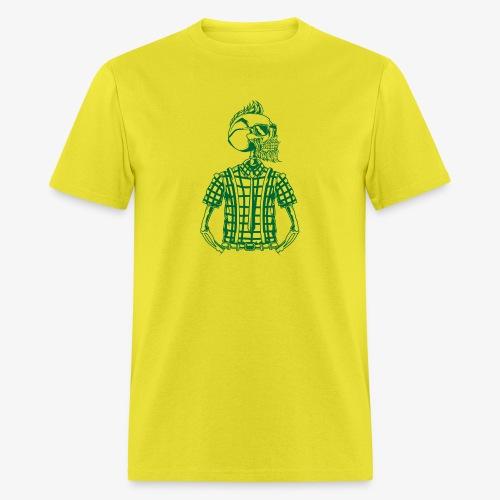 Skull Brother2 - Men's T-Shirt