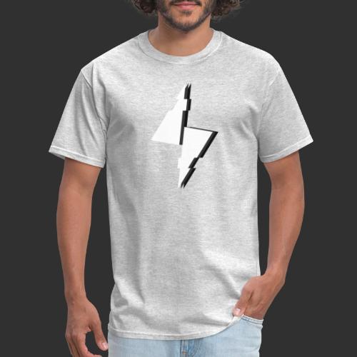 Original Glitch Logo - Men's T-Shirt